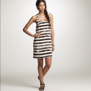 J. Crew Marley Striped Racerback Dress - Sz 6